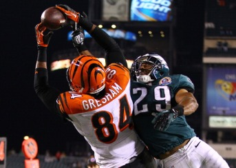 Cincinnati Bengals v Philadelphia Eagles