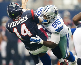 NFL: Houston Texans at Dallas Cowboys