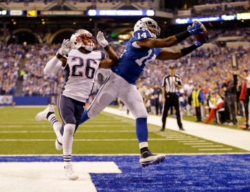 Logan Ryan, Hakeem Nicks
