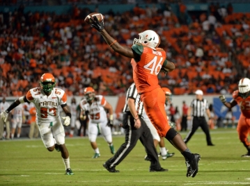 NCAA Football: Florida A&M at Miami