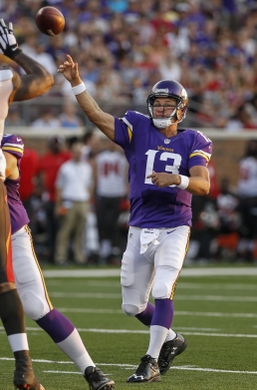 NFL: Preseason-Tampa Bay Buccaneers at Minnesota Vikings