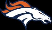 1 Broncos Logo