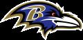1 Ravens Logo