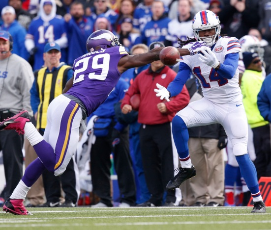 NFL: Minnesota Vikings at Buffalo Bills