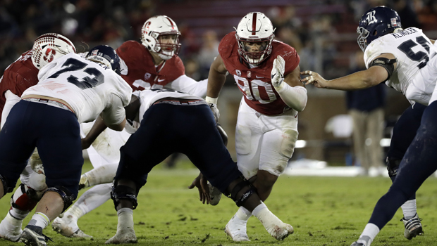 Rice Stanford Football