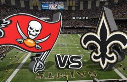 Saints Bucs