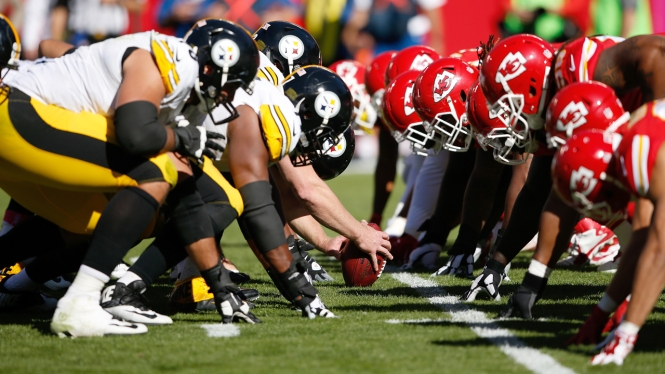 Steelers Chiefs Football